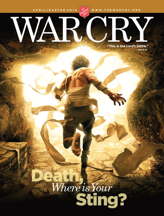 Cover Image April 2019 War Cry