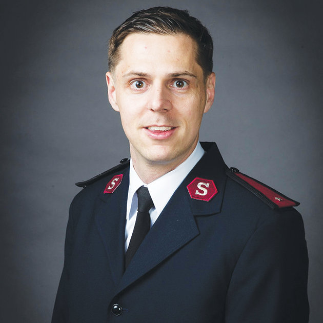 Lieutenant Johnathan Herzog